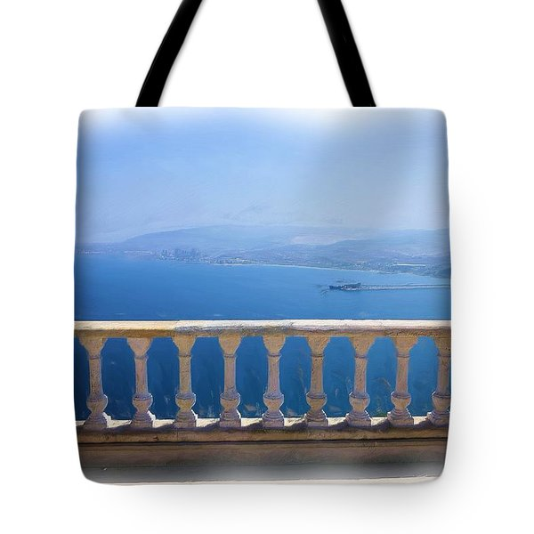 Tote Bag featuring the photograph Do-00492 Saidet El-nourieh by Digital Oil