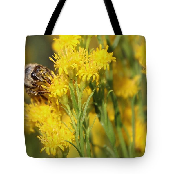 Do I Have Something On My Face Tote Bag by Heidi Smith
