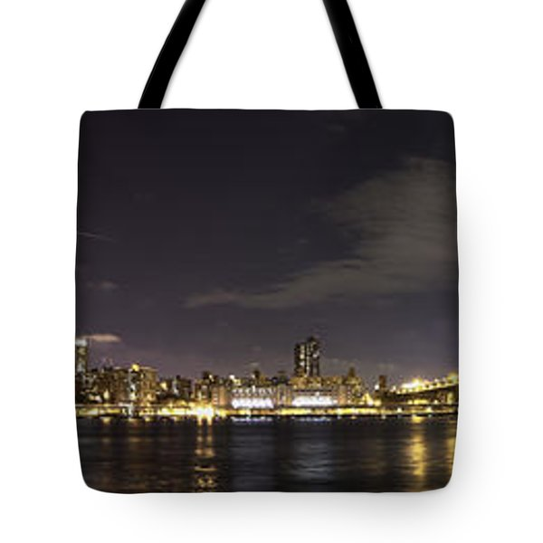 Doble Puente Tote Bag by Alex Ching
