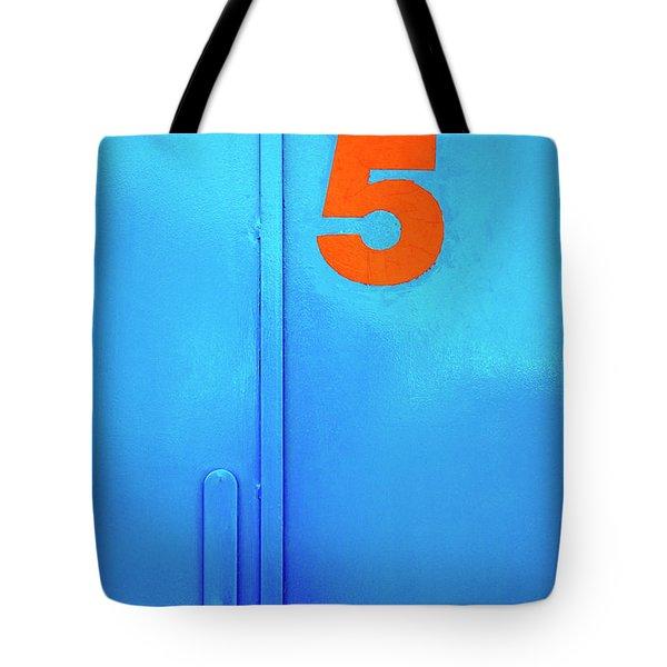 Door Five Tote Bag