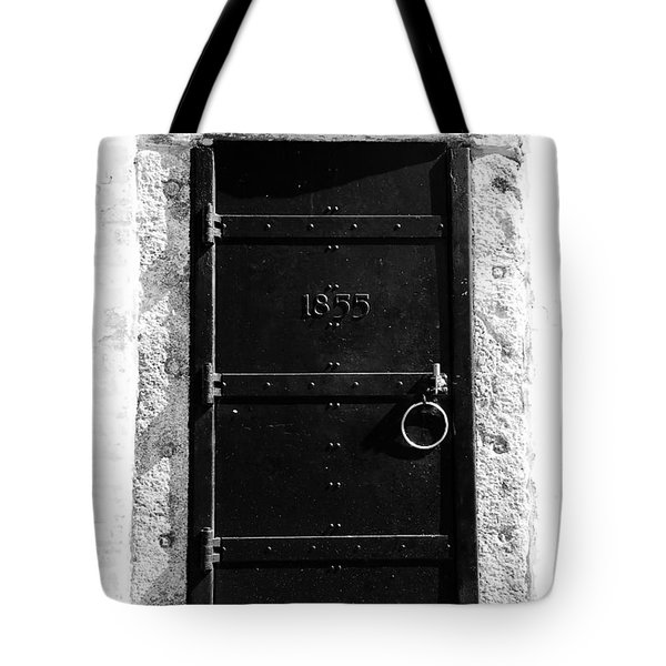 Door To Cape Florida Tote Bag by David Lee Thompson