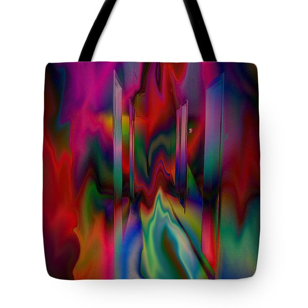 Doors In My Dream Tote Bag