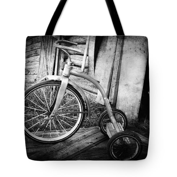 Dormant Child  Tote Bag by Empty Wall