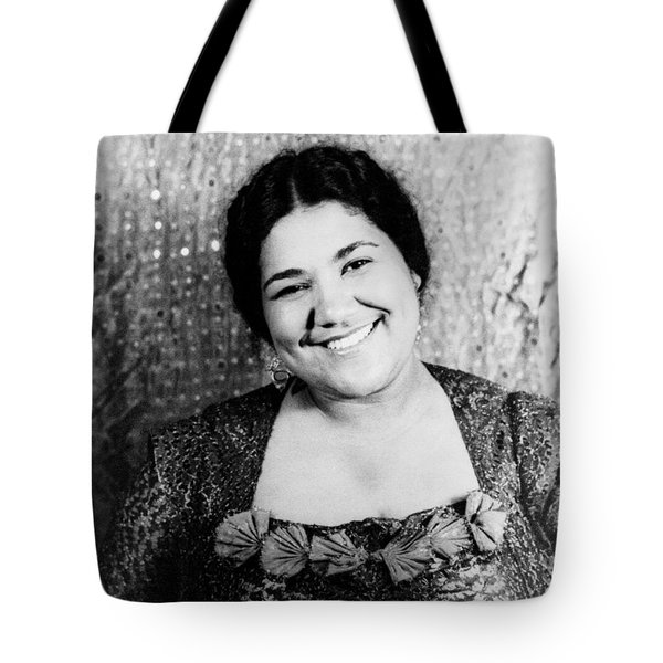 Dorothy Maynor (1910-1996) Tote Bag by Granger