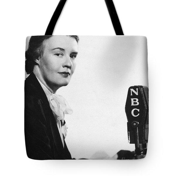 Dorothy Thompson Tote Bag by Granger