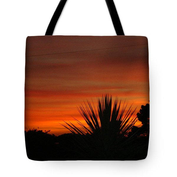 Tote Bag featuring the photograph Dorset Sunset by Katy Mei