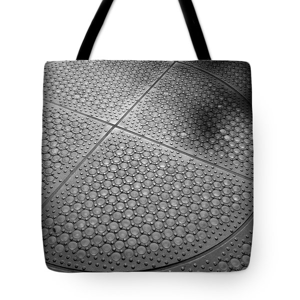 Dots Of Central Park Tote Bag by Rob Hans