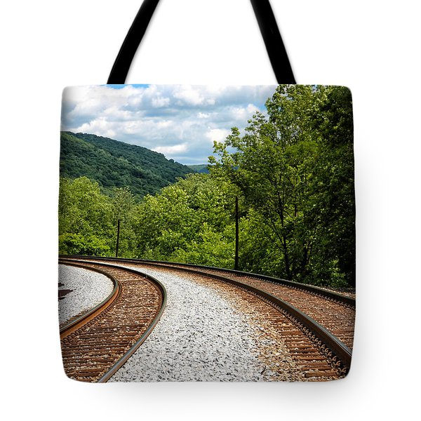 Double Blind Tote Bag
