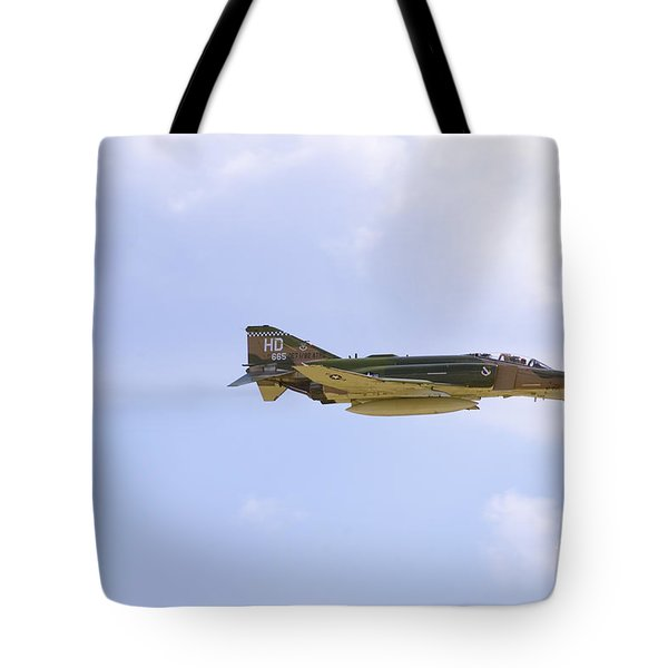 Double Ugly Tote Bag by Tim Mulina