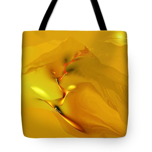 Downhill Racer Tote Bag by David Lane
