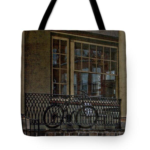 Downtown Boyertown Tote Bag by Trish Tritz