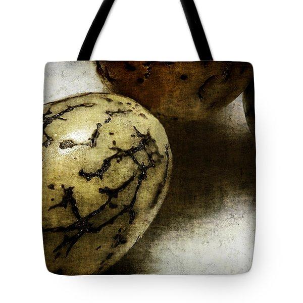 Dragon Eggs Tote Bag by Judi Bagwell