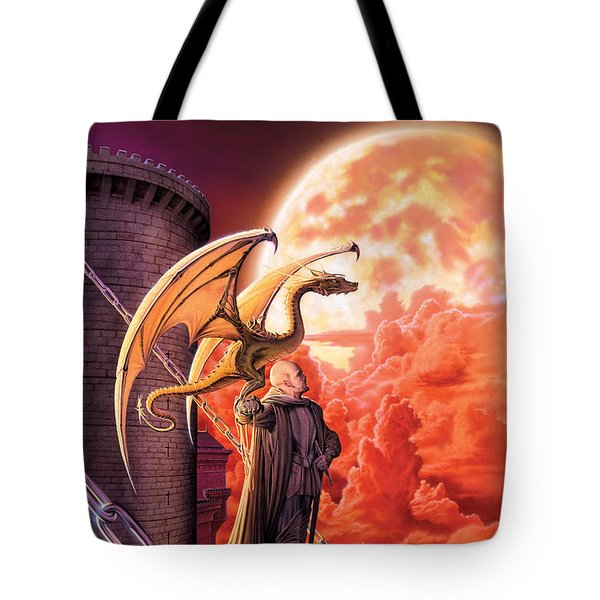 Dragon Lord Tote Bag by The Dragon Chronicles - Robin Ko