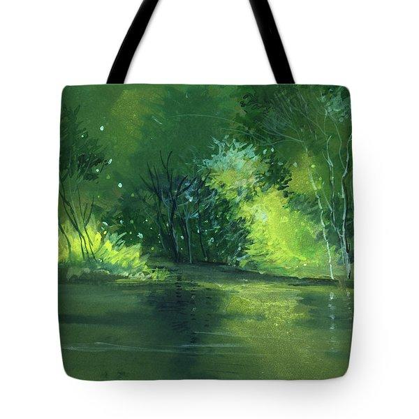 Dream 1 Tote Bag by Anil Nene