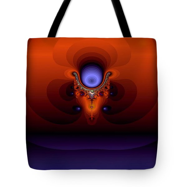 Dreamface Tote Bag by Helmut Rottler