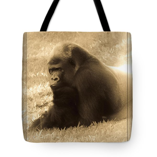 Dreaming Of Home Tote Bag by DigiArt Diaries by Vicky B Fuller