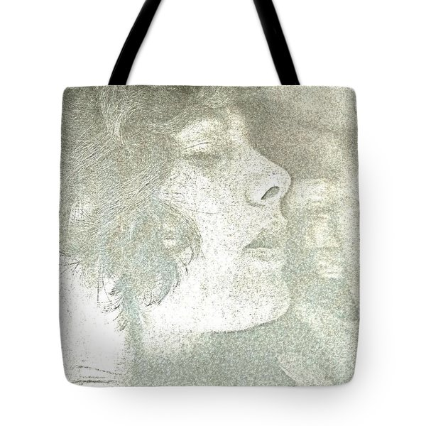 Dreaming Tote Bag by Rory Sagner