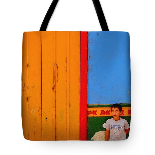 Dreams Of Kids Tote Bag by Skip Hunt