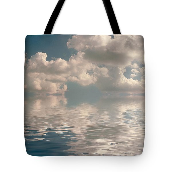 Dreamscape Tote Bag by Jerry McElroy