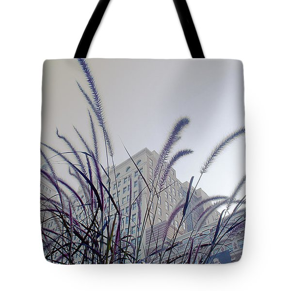 Dreamy City Tote Bag