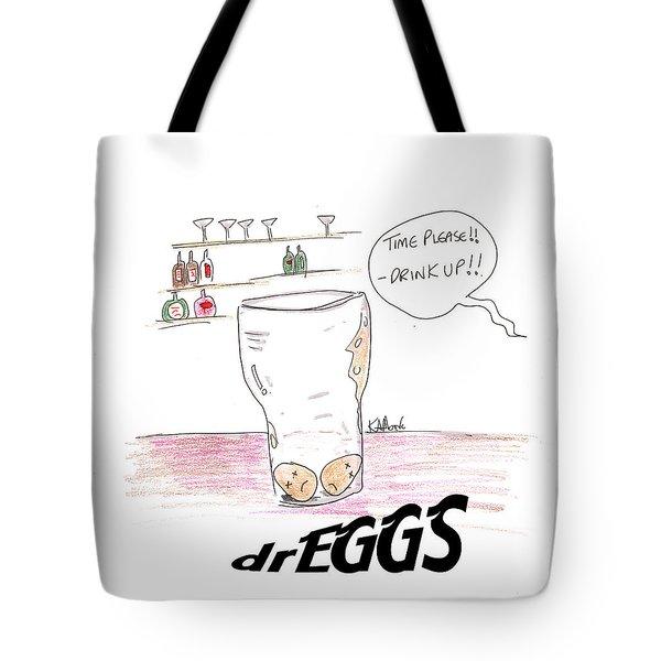 drEGGS Tote Bag