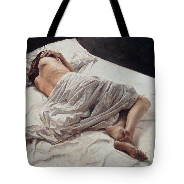 Drifting  Tote Bag by John Worthington