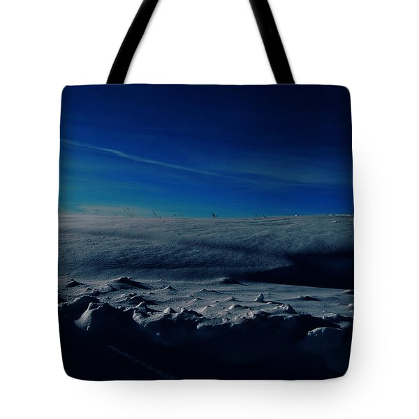 Drifts Of Time Tote Bag by Jerry Cordeiro