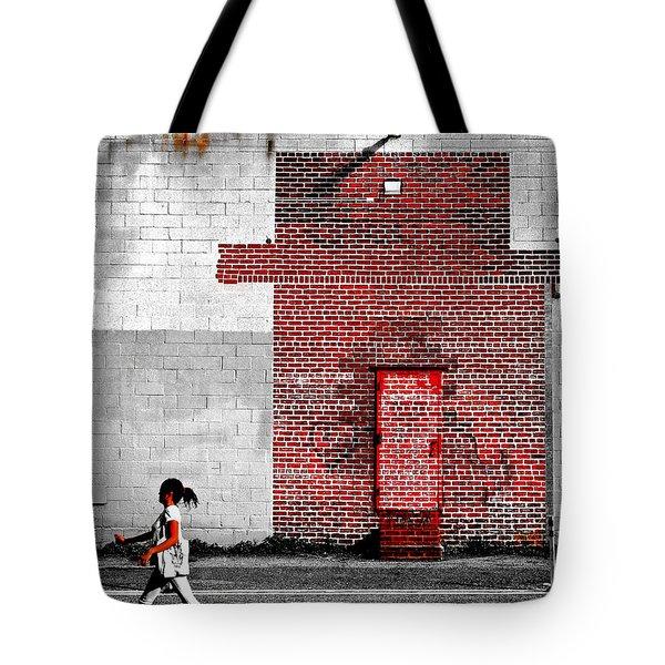 Drive Tote Bag by Skip Hunt