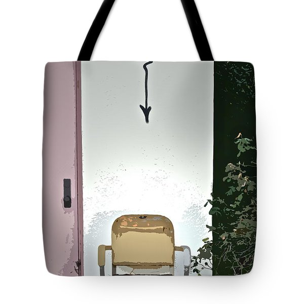 Drop Tote Bag by Gwyn Newcombe