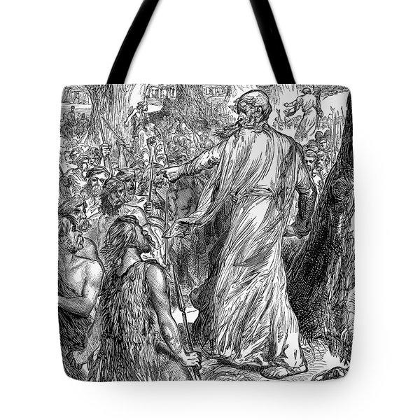 Druids Tote Bag by Granger