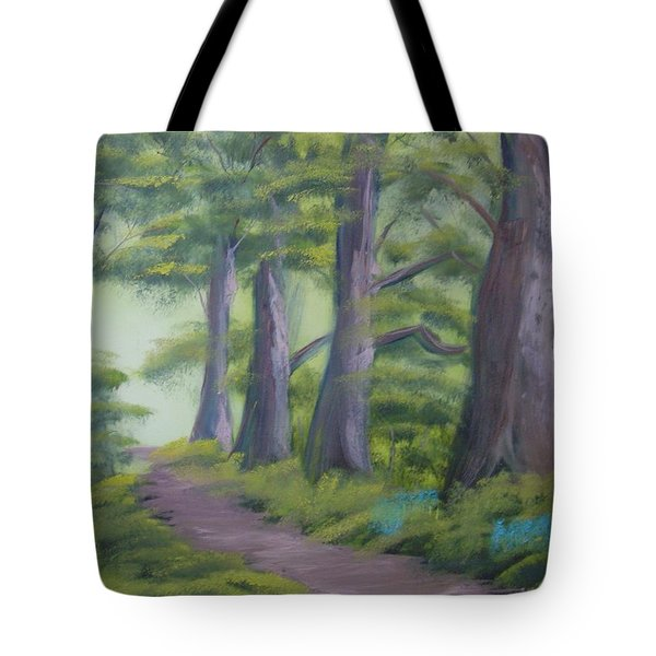 Duff House Path Tote Bag
