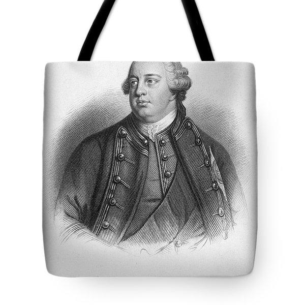 Duke Of Cumberland Tote Bag by Granger