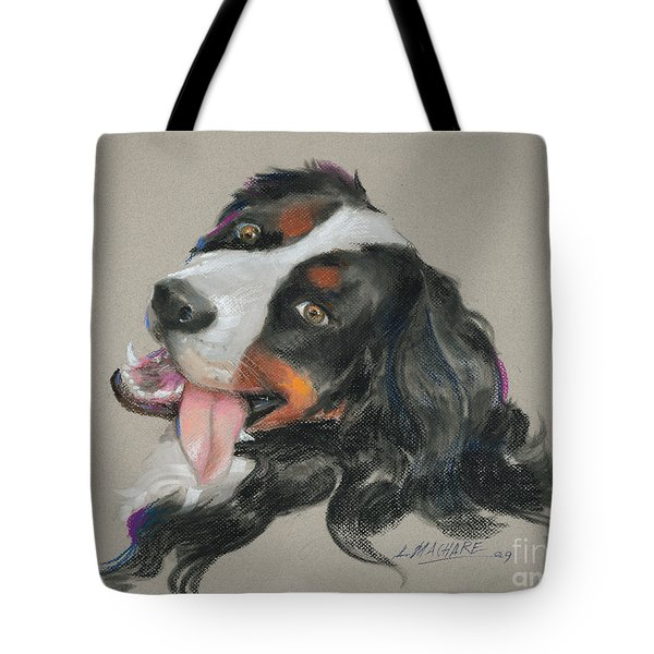 Duncan Tote Bag by Mary Machare
