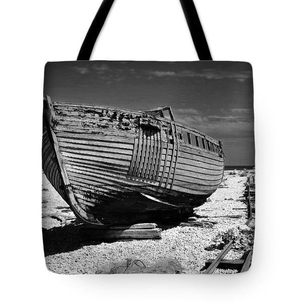 Dungeness Decay Tote Bag