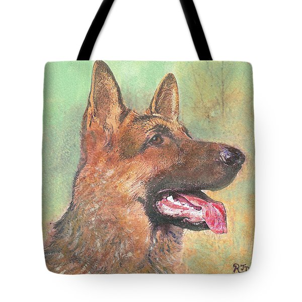 Eager - Time For Dinner   Tote Bag