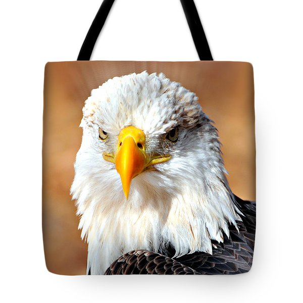 Eagle 21 Tote Bag by Marty Koch