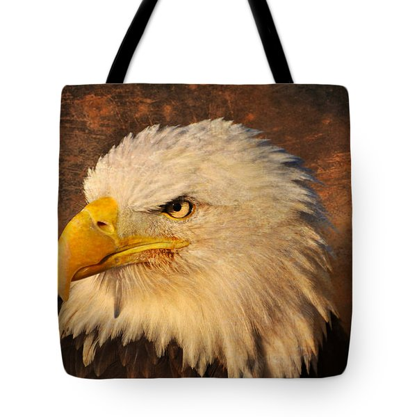 Eagle 47 Tote Bag by Marty Koch