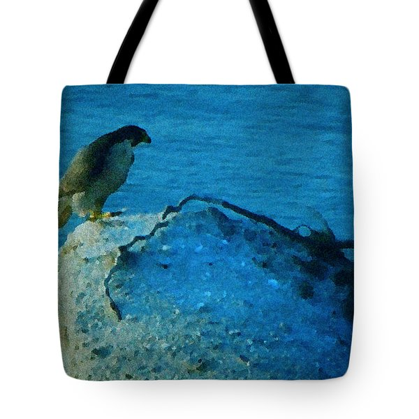 Eagle View Tote Bag by Colette V Hera  Guggenheim
