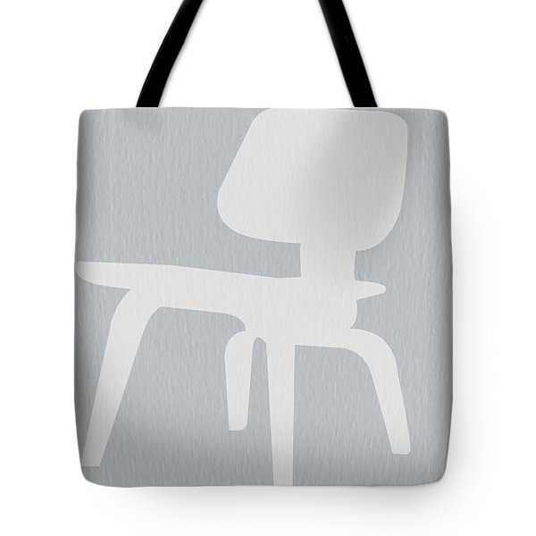 Eames Plywood Chair Tote Bag by Naxart Studio