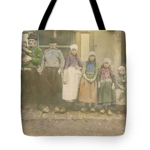 Early 20th-century Portrait Of A Dutch Tote Bag by George King