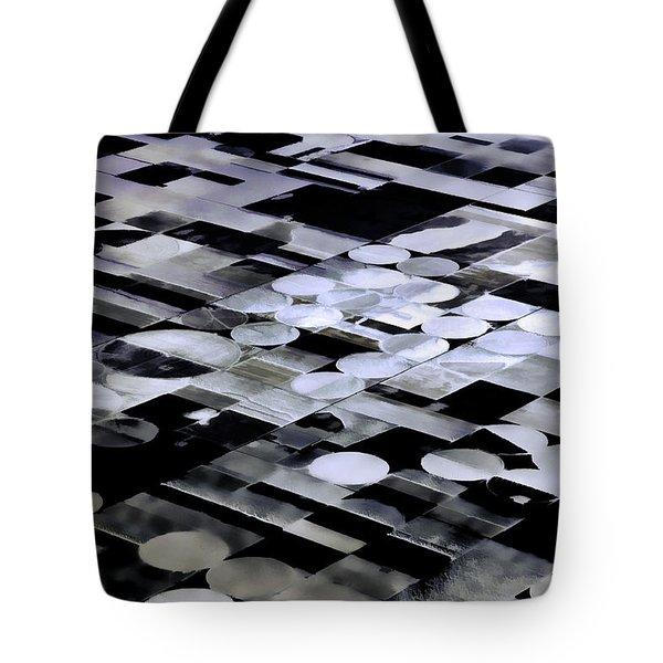 Earth Geometry2 Tote Bag