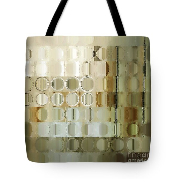 Earth Vision Tote Bag by Mark Lawrence
