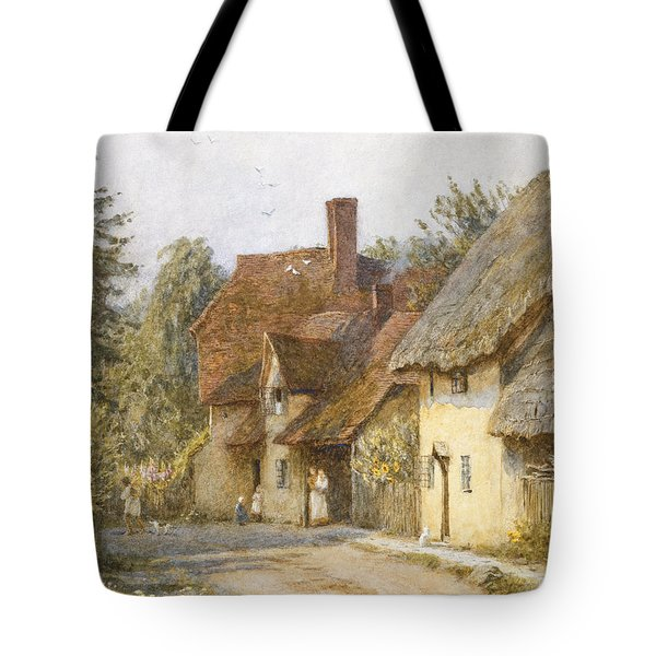 East Hagbourne Berkshire Tote Bag