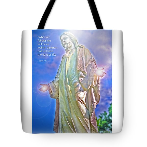 Easter Miracle Tote Bag