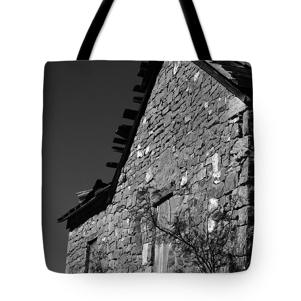 Tote Bag featuring the photograph Echoes Of Another Time by Vicki Pelham