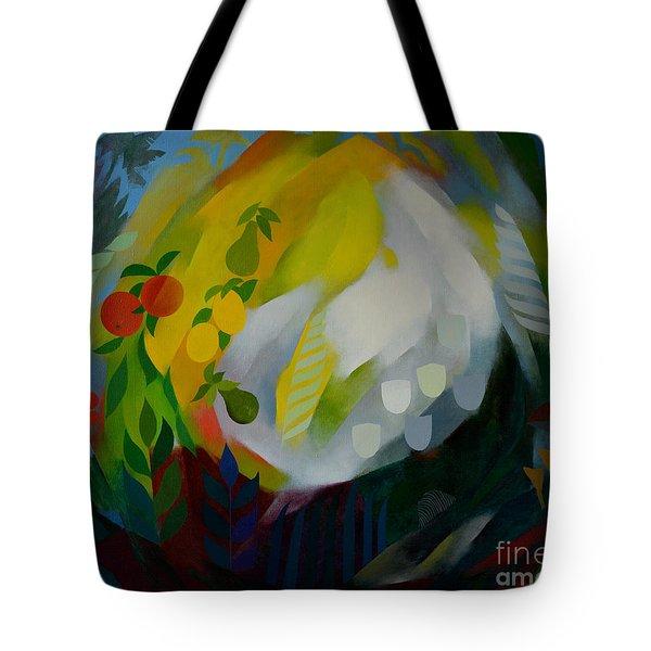 Eden Tote Bag by Jukka Nopsanen