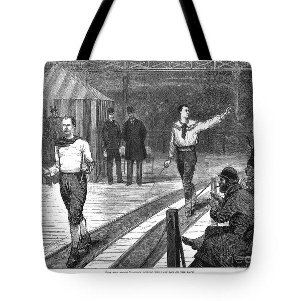 Edward Payson Weston Tote Bag by Granger