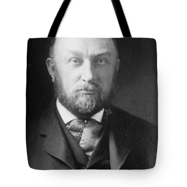 Edward Pickering, American Astronomer & Tote Bag by Science Source