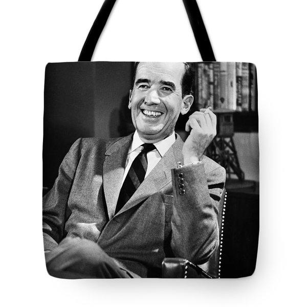 Edward R. Murrow Tote Bag by Granger