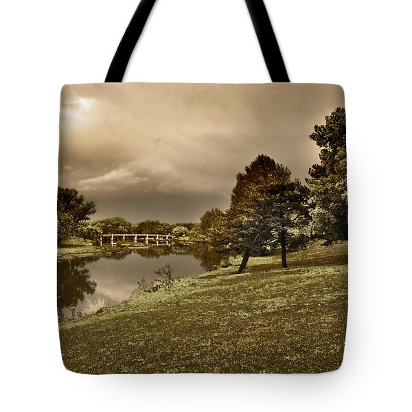 Eery Day Tote Bag